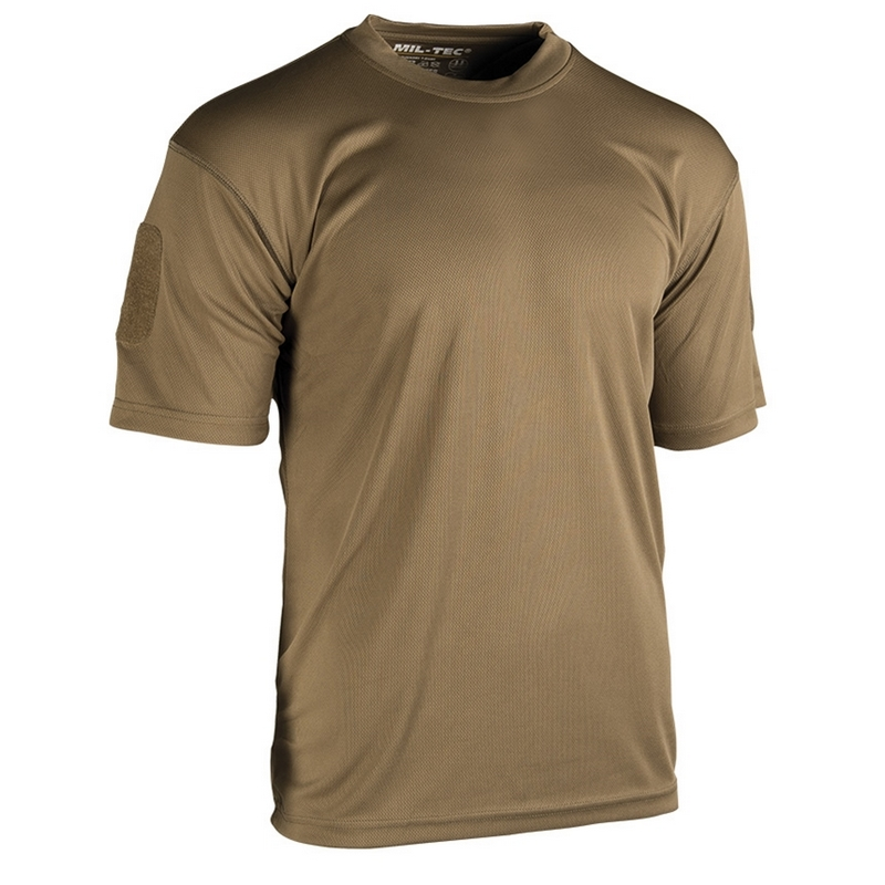 Mil Tec Tactical Quickdry T Shirt