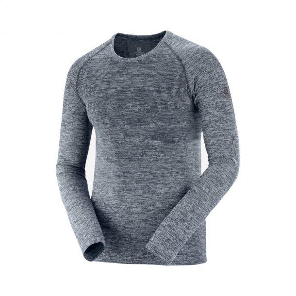 Salomon - Allroad Sømløs Langærmet Herre T-shirt