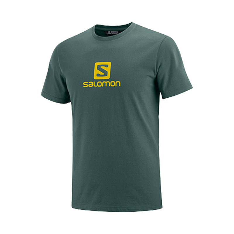Salomon Coton Logo SS T shirt
