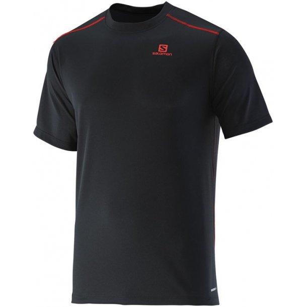 Salomon - Man Stroll Kortærmet T-Shirt