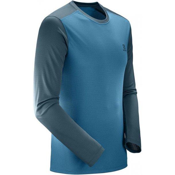 Salomon Man Stroll Langærmet T Shirt