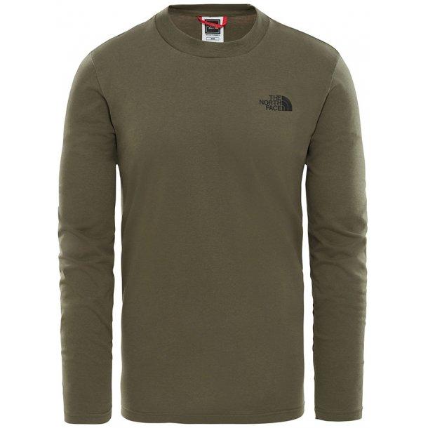 The North Face - Langærmet Easy T-shirt