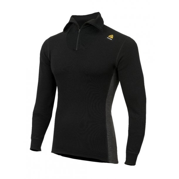 Aclima - Warmwool 200g Polo ½ Zip Mænd