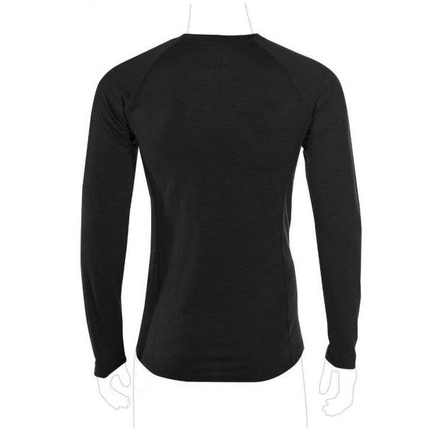 UF PRO - Langærmet Merino Shirt