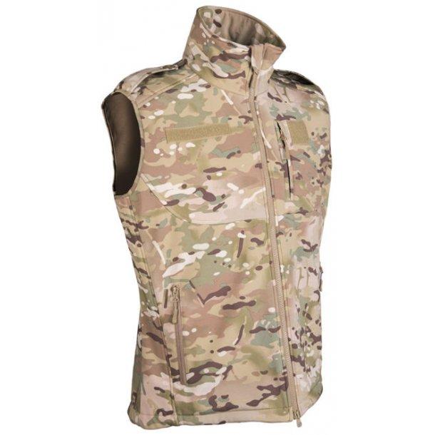 Mil-Tec - Softshell Vest