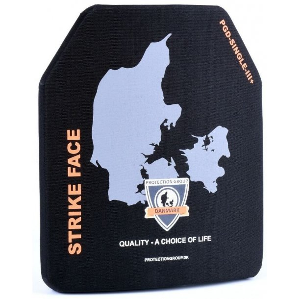 Protection Group - Traumeplade NIJ level 3 - 30x25 cm - SA