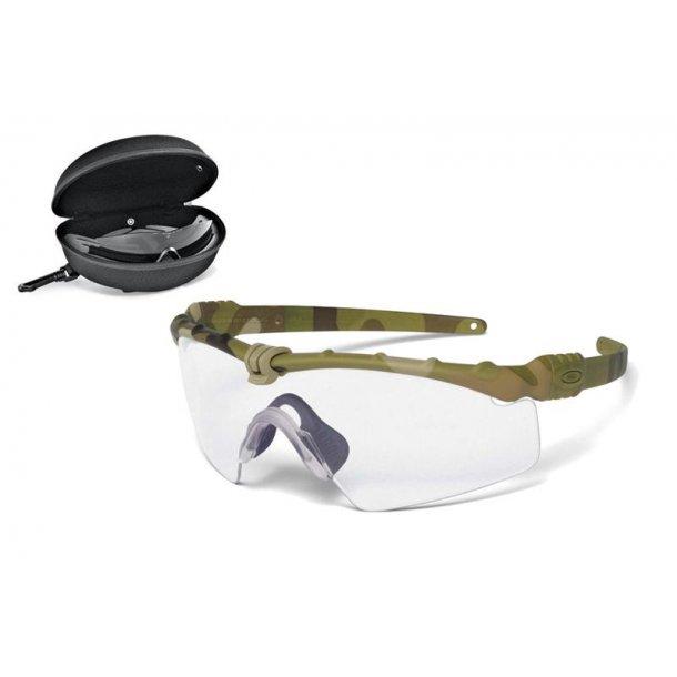 OAKLEY - M Frame 3.0 STRIKE MultiCam Ballistiske Briller - 2 Linser
