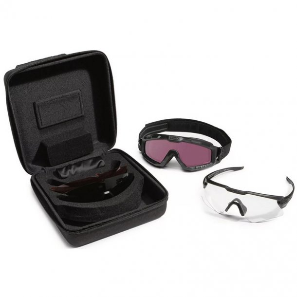 OAKLEY - SI Ballistic M-Frame Faldskærm- & Beskyttelsesbriller