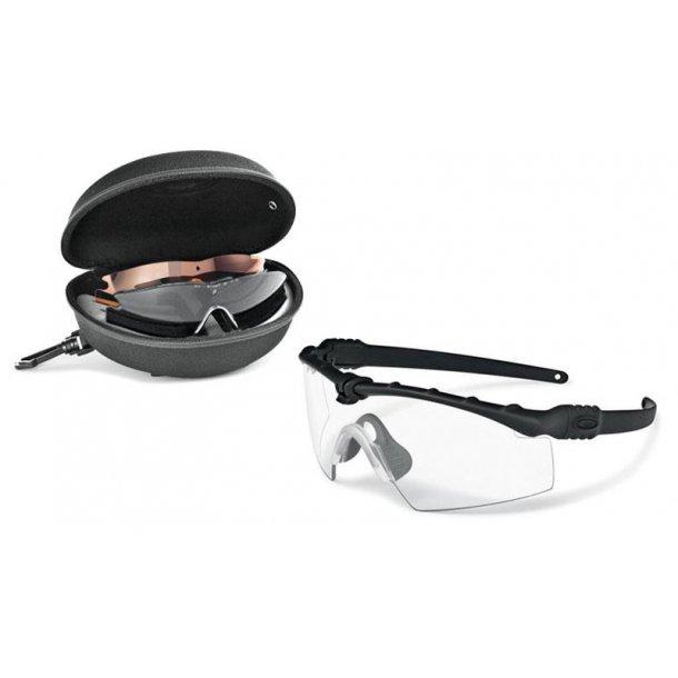 OAKLEY - M Frame 3.0 STRIKE - Sæt: 3 Lens Black Frame