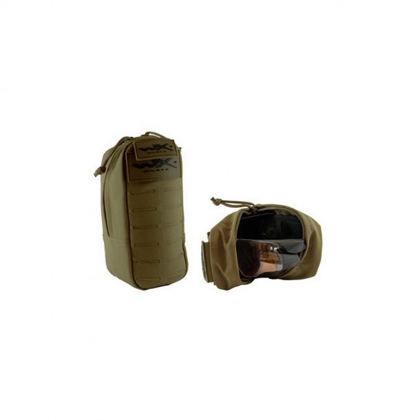 Wiley X - Tactical Eyewear Pouch Brille Opbevaring
