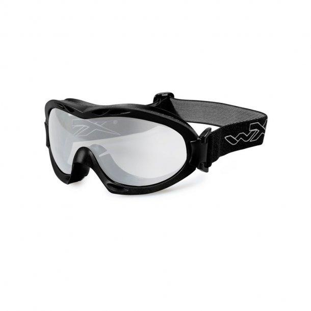 Wiley X - NERVE Frame Beskyttelsesbrille m. Strap