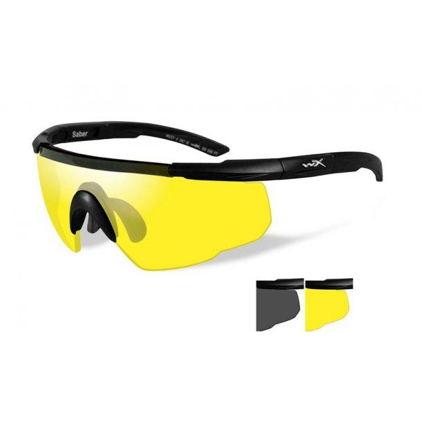 Wiley X - Saber Advanced Smoke/Yellow