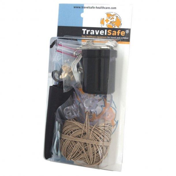 TravelSafe - Myggenet Monterings Sæt