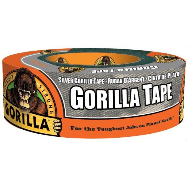 Gorilla Glue - Tape Silver Gaffatape