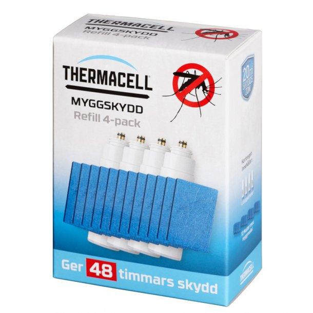 Thermacell - Refill Til Myggebeskyttelse (4-pak)