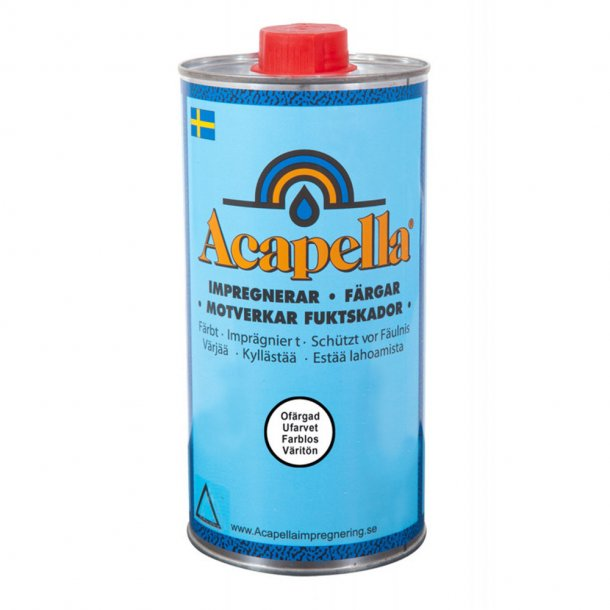 Acapella - Imprægneringsmiddel 5L