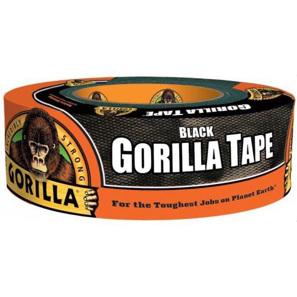 Gorilla Glue - Black Gorilla Gaffatape