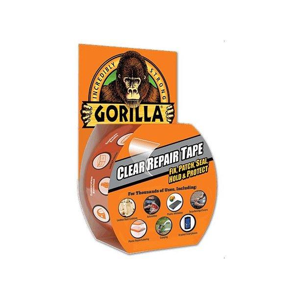 Gorilla Glue - Clear Repair Tape (8.2 m. x 48 mm)