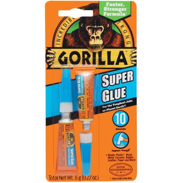 Gorilla Glue - Super Lim 3 g (2-pak)
