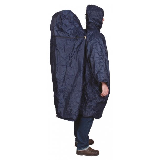 TravelSafe - Poncho Zipper Extension