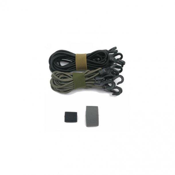 Tactical Tailor - Elastikbånd, 5 cm (6-pak)