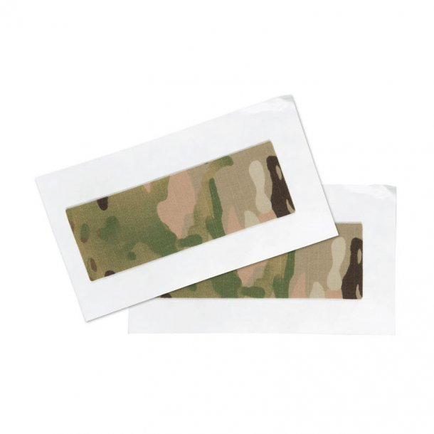 Claw Gear - Cloth Repair Reparationskit MultiCam (2 stk.)