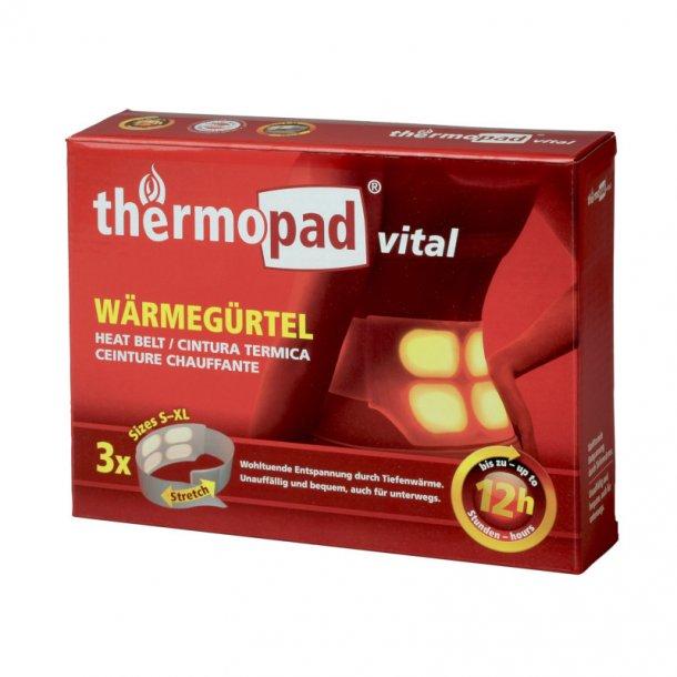 Thermopad - Varmebælte (3 stk.)