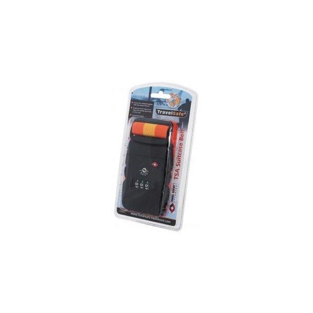TravelSafe - Strop m. TSA-lås