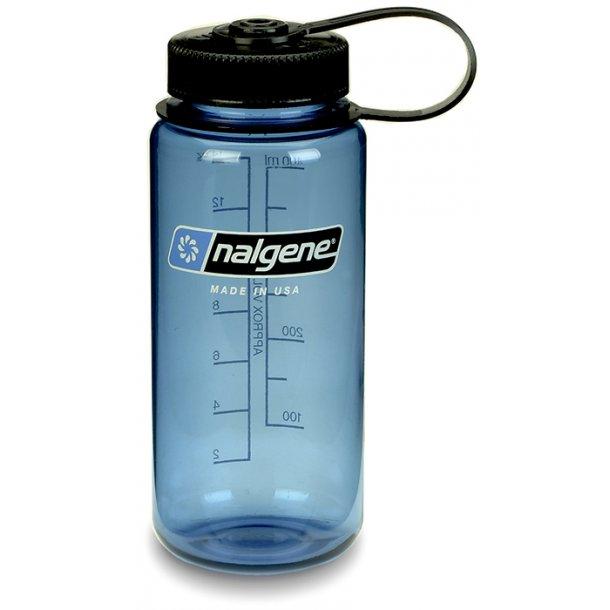 Nalgene - Wide Mouth 400 ml drikkeflaske