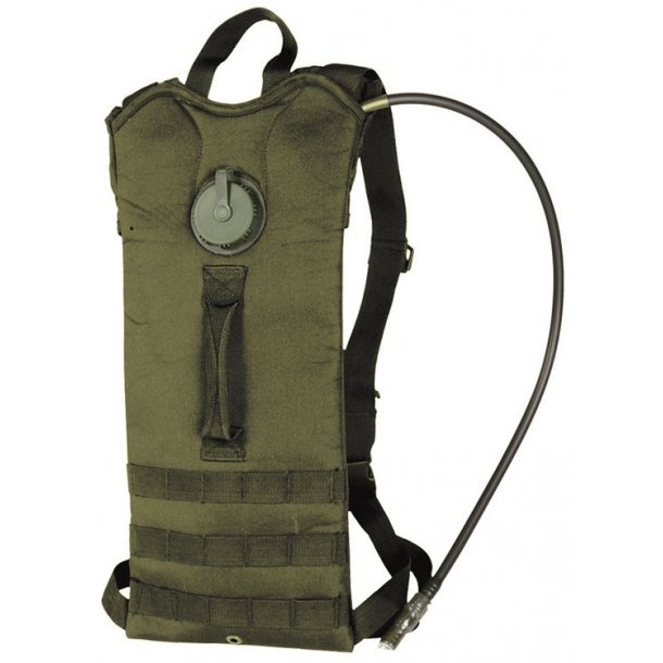 Mil-Tec - Basic Water Back Pack Drikkesystem 3L