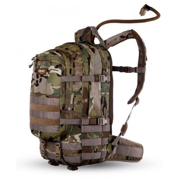 Source - Assault 20L Hydration Cargo Pack