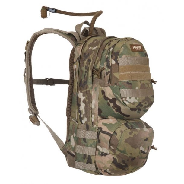 Source - Commander 10L Hydration Cargo Pack