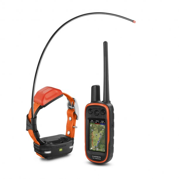 Garmin - Alpha 100 Håndholdt GPS + T5 Mini Hundetracker
