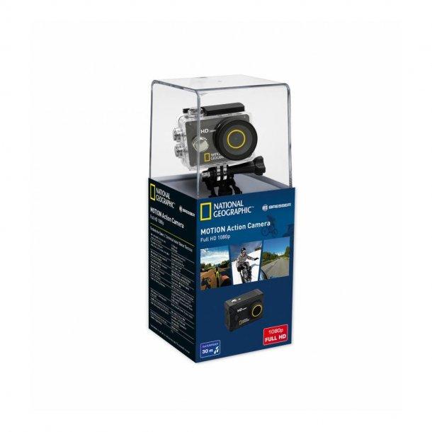 National Geographic - Explorer  Fuld HD Actionkamera