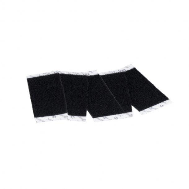 MOHOC - Velcro Loop Strips (5-pak)