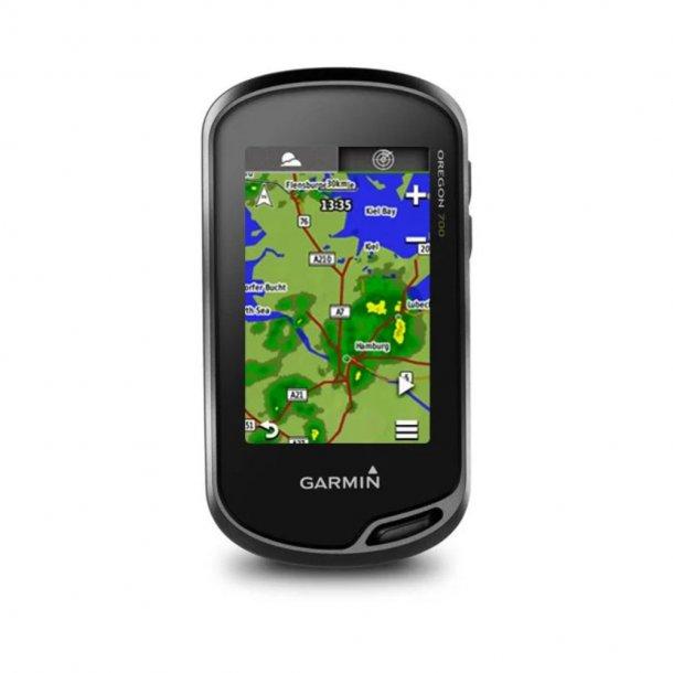 Garmin - Oregon 700 Håndholdt GPS
