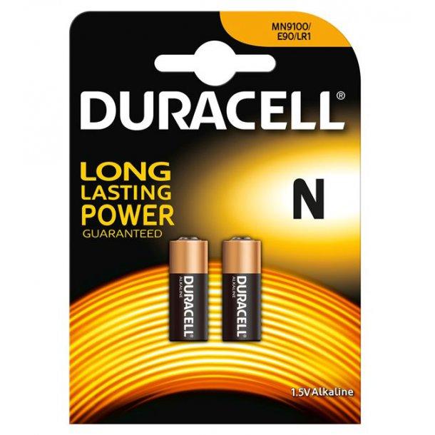 Duracell - LR1 (2-pak)