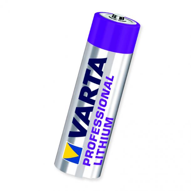 Varta - AA Industribatterier til Vildtkamera (4stk.)