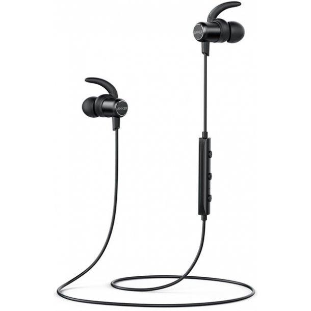 Anker - SoundBuds Slim Bluetooth Høretelefoner