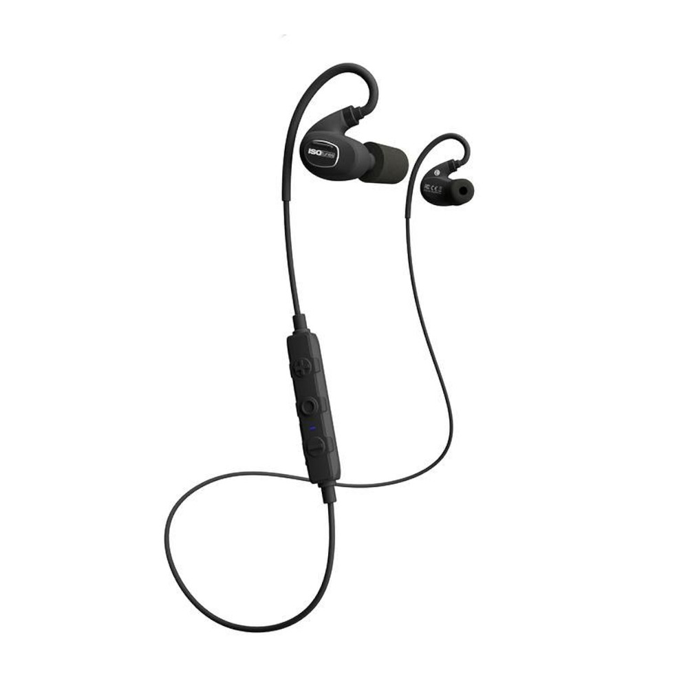 Billede af ISOtunes - Pro v2 Støjisolerende Høretelefoner Sort