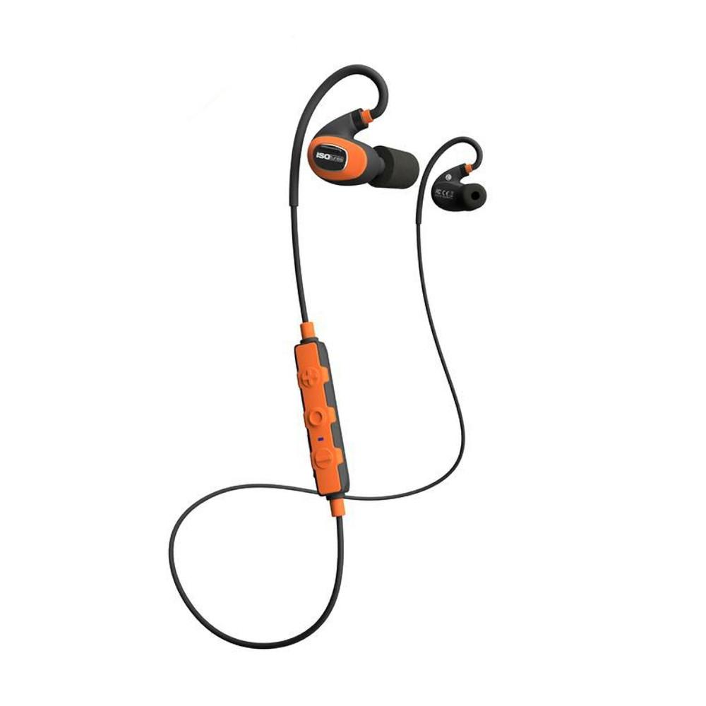 Billede af ISOtunes - Pro v2 Støjisolerende Høretelefoner Orange