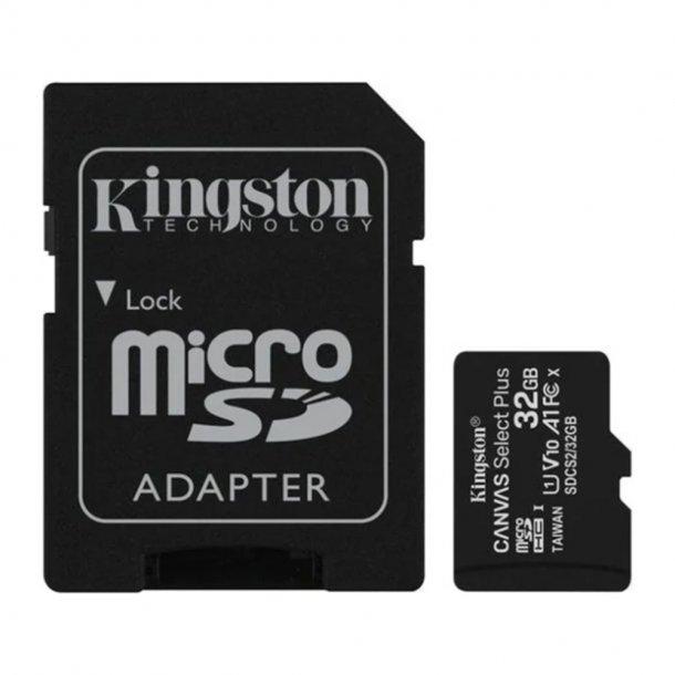 Kingston - SD-Kort 32 GB