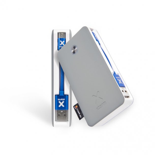 Xtorm - Travel 6000 mAh Power Bank