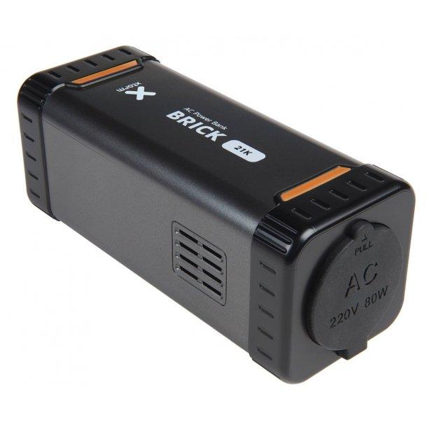 Xtorm - AC Power Bank Brick 21.000 mAh