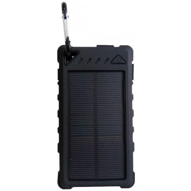 ZmartGear - Solar Power Bank 8.000 mAh