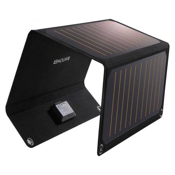 RAVPower - 21W Solcellepanel