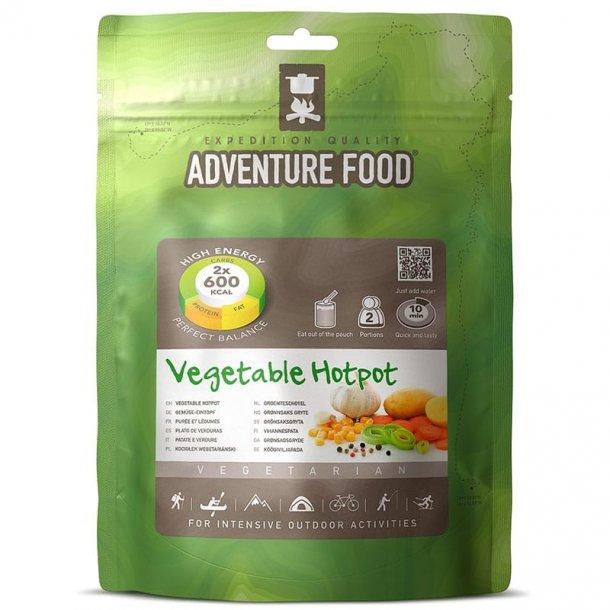 Adventure Food - Vegetable Hotpot (1200 kcal, 2 portioner)