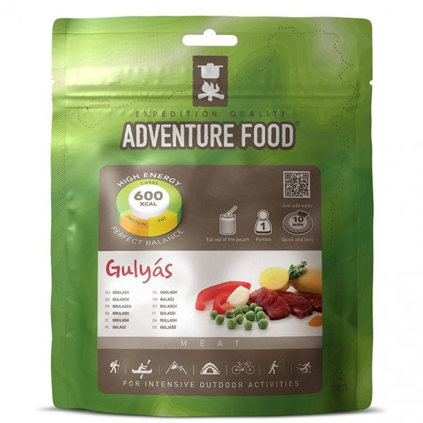 Adventure Food - Gulyás Gullash (600 kcal, 1 portion)