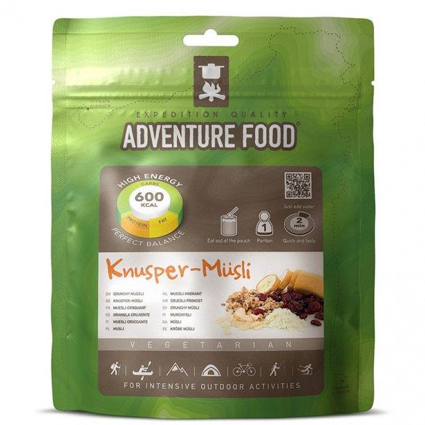 Adventure Food - Knusper-Müsli (600 kcal, 1 portion)
