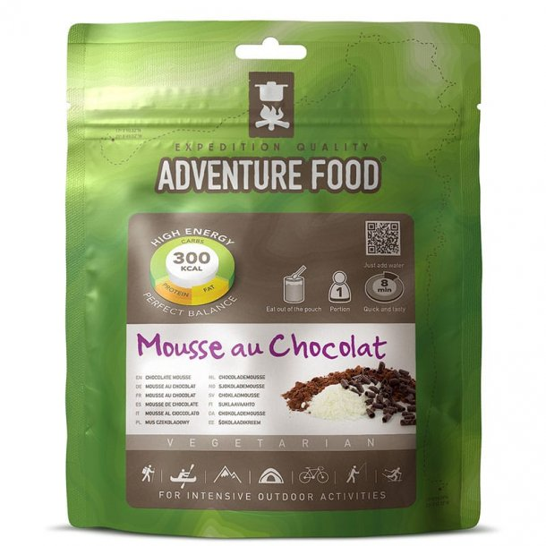Adventure Food - Mousse au Chocolat (1 portion)